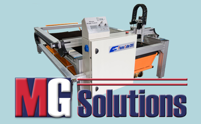 MG Solutions Plasma Cutter CNC